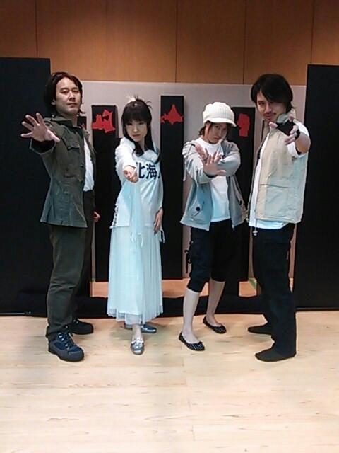 北海道チーム