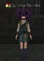 かぼちゃのかぶりもの(紫)