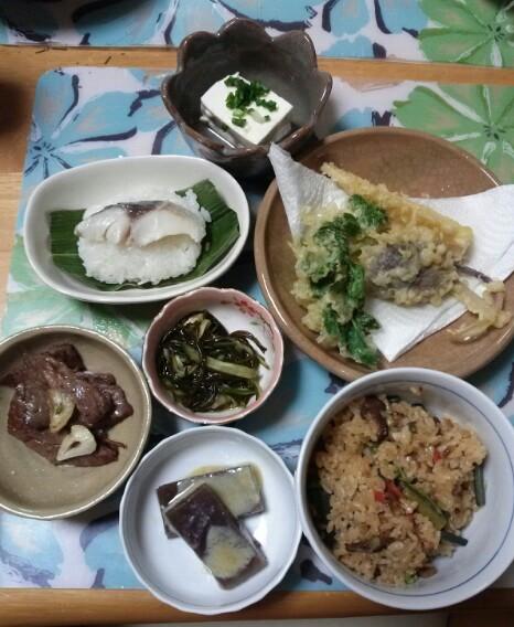 中和の料理