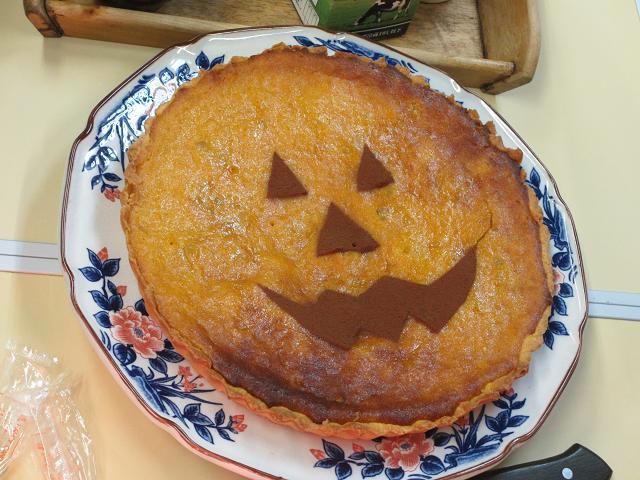 かぼちゃだよ