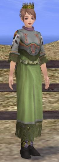ポンチョドレス01