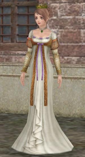 ルクレツィア特注ドレス01