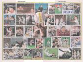 スポーツニッポン金本選手引退特集号 p12-13