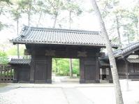伊達家の門1