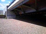 宍道湖大橋の下