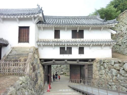 りの一渡櫓 (2)