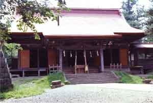 長者山新羅神社