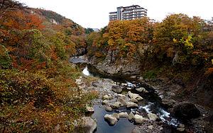 秋保温泉(宮城県)