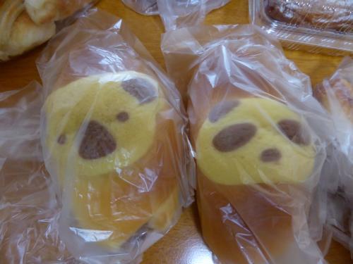 パンと孫 2