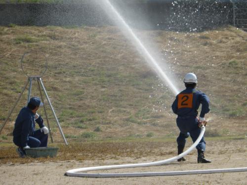 消防活動 3