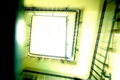 四角い空間