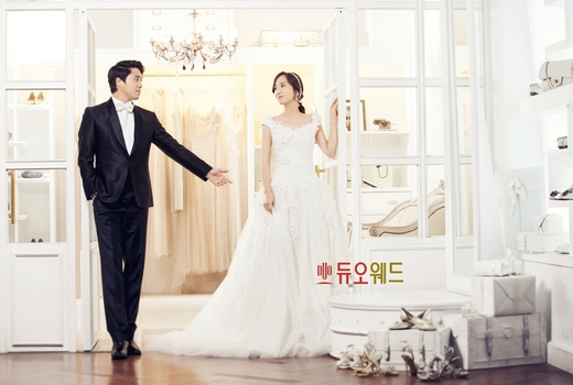 結婚写真③