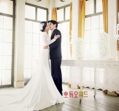 結婚写真②