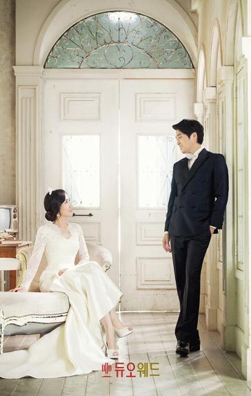 結婚写真①