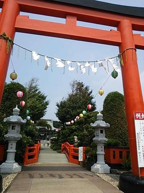 2013 8 10 kugenuma fushimi inari
