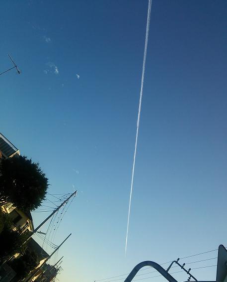2013 9 18 morning sky