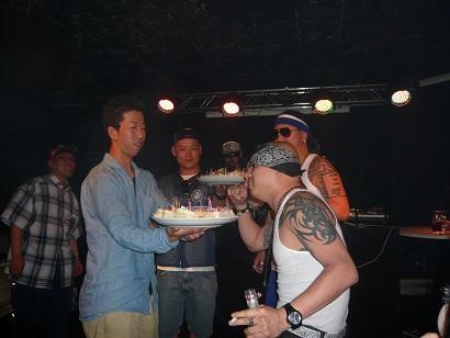 5月25日福岡誕生日