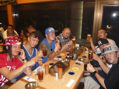 7月13日福井乾杯