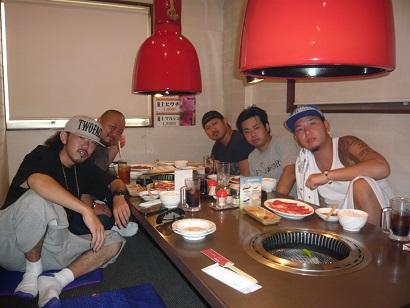 8月11日大阪乾杯