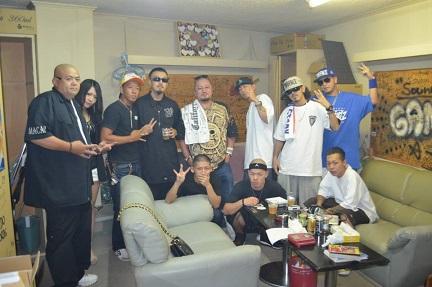 9月15日京都控え室
