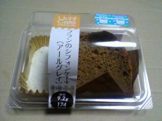 山崎製パン「ブランのシフォンケーキ」