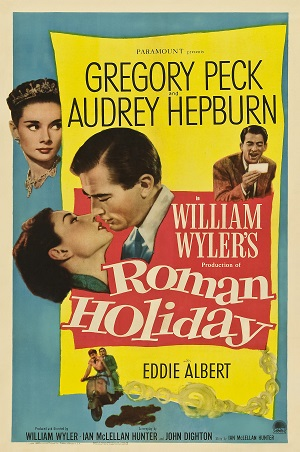 Poster - Roman Holiday_01