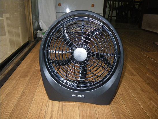 扇風機0620