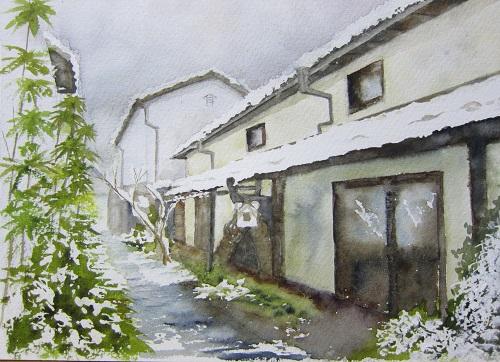 雪の瓦ミュージアム2