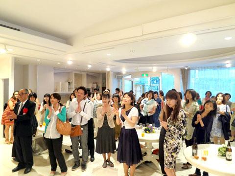 洛陽中国書法水墨画院展 祝賀会2