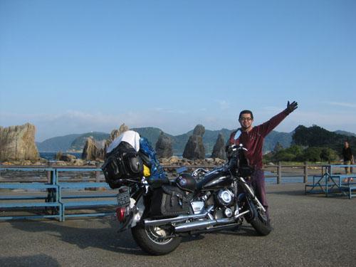 2008年 和歌山県潮岬 周辺