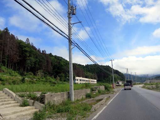 2012年 雄勝町内の写真