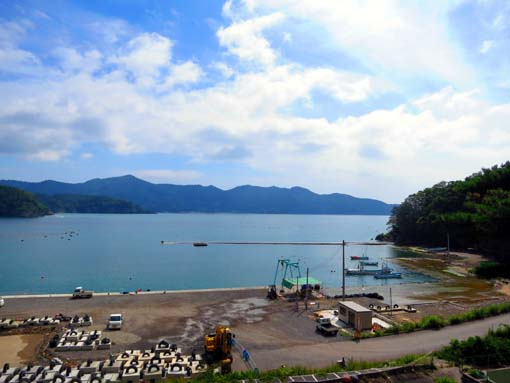 2012年 雄勝町内の写真2