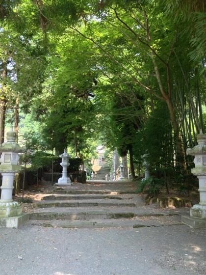 阿蘇 国造神社 1