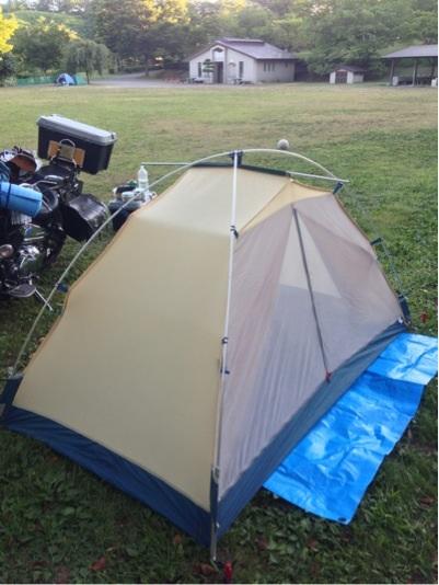 とあるキャンプ場での写真12
