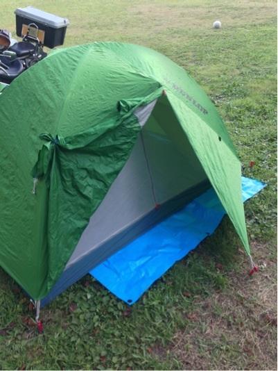 とあるキャンプ場での写真13