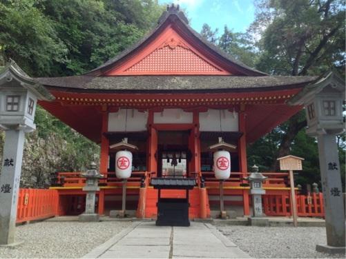 奥社 厳魂神社