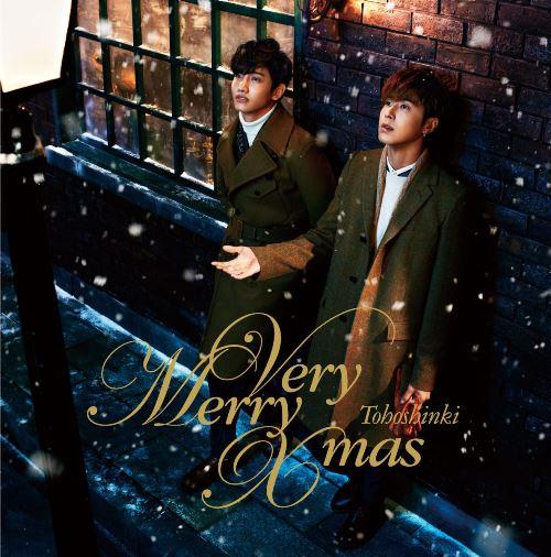 東方神起 verry merry Xmas
