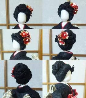 振袖の髪型