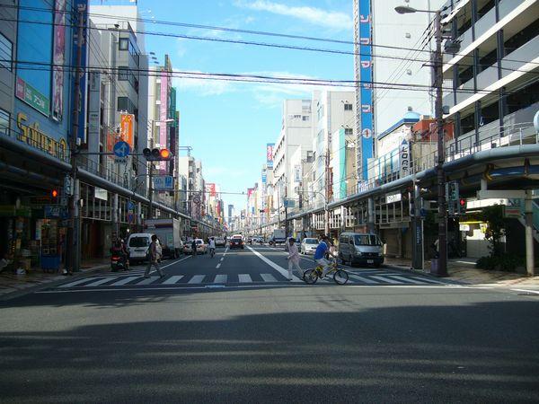 大阪日本橋電気街