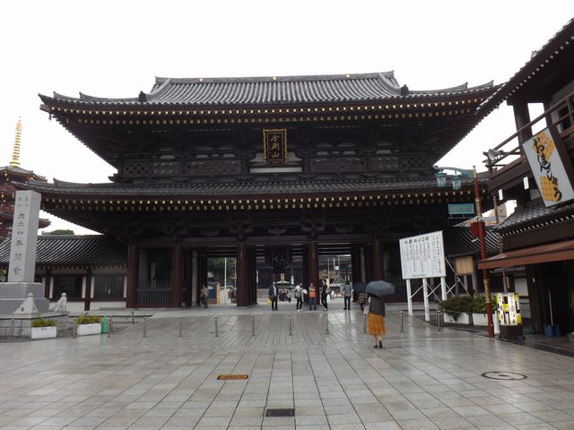 川崎大師入口