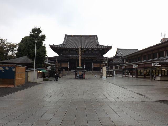 川崎大師本堂