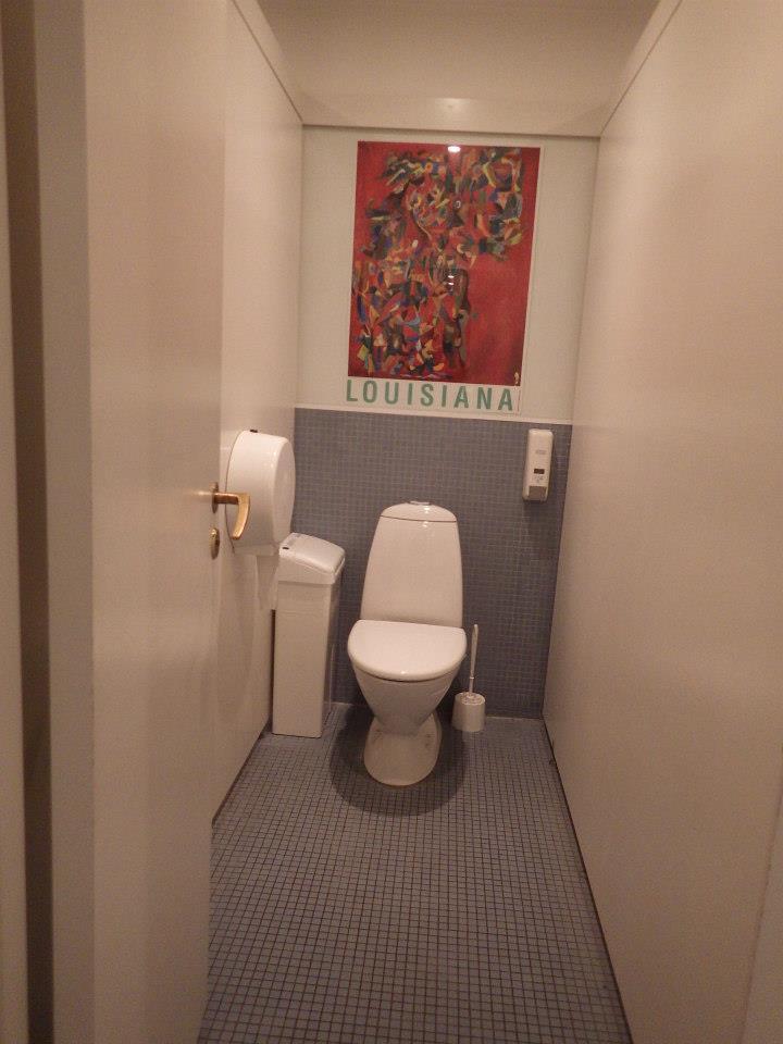 ルイジアナ美術館_トイレ