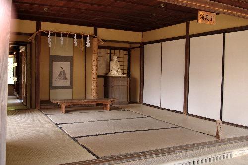 松下村塾と松陰神社 6