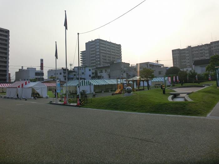 B-1グランプリ前日 (2)