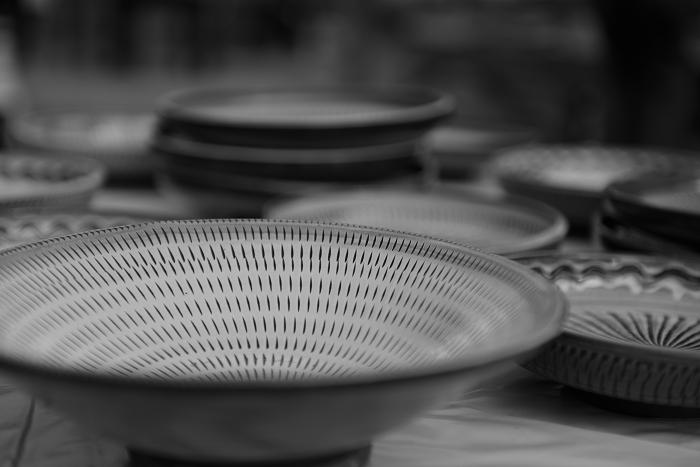 小鹿田焼民陶祭 (4)