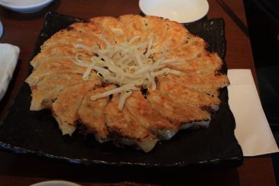 浜太郎・赤餃子トリプル