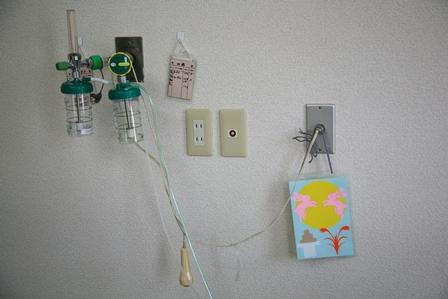 病室飾り付け2