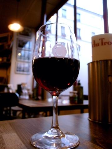 トロケ 赤ワイン