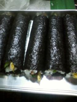 2-3巻き寿司