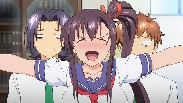 マケン姫 04話